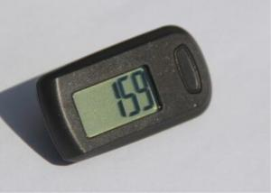China Simple Step Counter Walking 3D Smart Pedometer No Bluetooth With Clip / Lanyard on sale