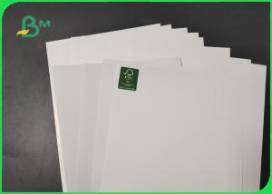 China 100% Virgin Wood Pulp 170g 200g White Plain C2S Art Paper For Calendars Smooth wholesale