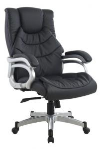 China DL-839 High-Back Swivel Manager Chair/ PU Office Chair on sale