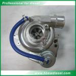China CT16 Toyota turbocharger 17201-30120 for Toyota Hiace,HI-LUX Diesel 2.5L engine:2KD-FTV 2.5L wholesale