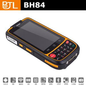China Good quality BATL BH84 nfc rfid handheld computer with barcode reader on sale