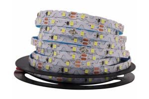 China SMD 2835 12V Color Changing Led Light Strips , Led Flex Tape Lighting For Decoration on sale