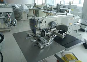 China Single Needle Cylinder Arm Industrial Sewing Machine Programmable LED Screen Touch on sale