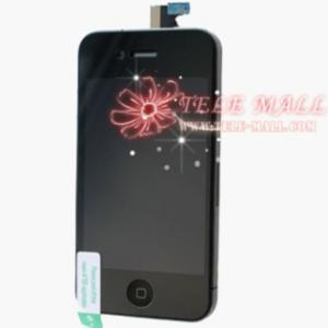 China iPhone 4 Super Lcd Display With Middle Frame Assembly on sale