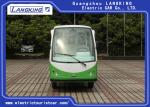 11 Seats Electric Tourist Vehicles , 4 Wheel Electric Car 8703101900 HS CODE