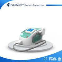 CE 808nm Portable Diode Laser Hair Removal Machine with Micro Channel Cooling