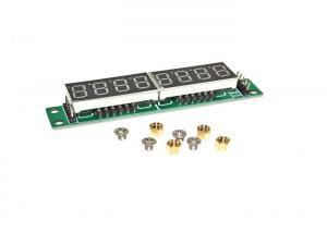 China MAX7219 8 Bit Digital Tube LED Display Module Compatible 3.3V 5V Microcontroller on sale