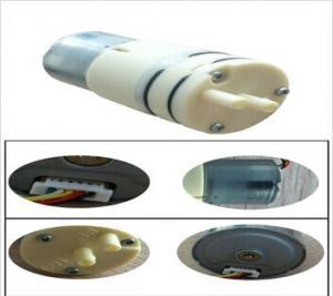 China Résistance chimique de longue de vie vibration sans brosse micro superbe de la pompe à vide Dc12v basse on sale