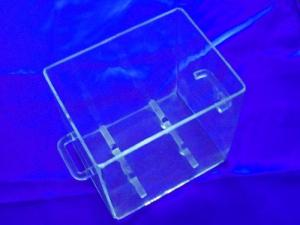 China Quartz square cylinder with high quality on sale