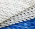 Polyester spiral loop paper mill dryer mesh for paper machine