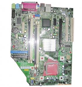 China Desktop Motherboard use for HP Compaq dc7600 sff dx7200st 945G SP#381028-001 on sale