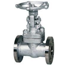 China Cast iron gate valve DN40---1200 on sale