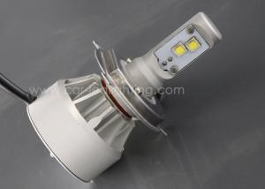 China Ultra White Cree Led Headlight Bulbs H4 LED Bulbs For Cars Emits More Than 3000Lm on sale