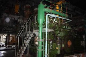 China Used New Sulzer 16ZAV40S HFO engine power plant on sale