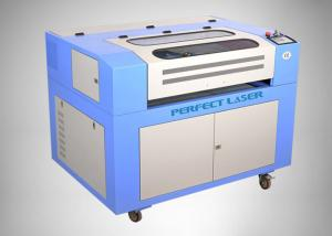 China Glass Tube Co2 Laser Engraving Machine , Bamboo Wood Paper Laser Cutting Machine on sale