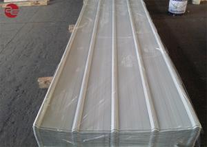 China Sandwich Panel Colour Coated Roofing Sheets With ISO90001 Certified 28 Guage on sale
