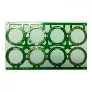 China CEM-3 , Teflon fr4 0.8mm single-sided pcb boards 0.8mm , Flash Gold , OSP Finishing on sale