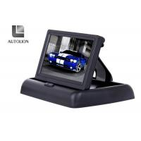Rearview 4.3 TFT  Car LCD Monitor Mini TV Stand Alone , DC 12V Power Supply