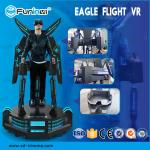 9D VR Game Machine Virtual Reality Headset Flight simulator indoor Amusement Park Rides