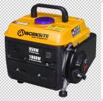 China Multi Color Small Gas Powered Generator Worksite 385×315×330mm For Home wholesale