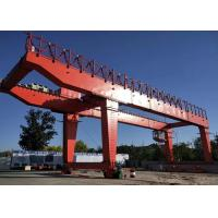 China 5 Ton Overhead Gantry Crane For Warehouse Material Lifting Motorized Travelling on sale