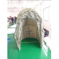 China Small Polyester Motorcycle rain Cover Tent with PU Coated , 270x105x155cm on sale