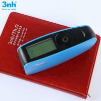 China Portable Tri Angle Digital Gloss Meter 3NH YG268 With 2000 Gu AA Battery Supply on sale