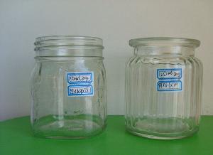 China Jam Glass Bottles (WXM-01) on sale
