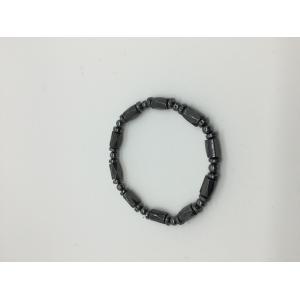 China Classique 2,5 bracelet magnétique d'hématite, bijoux curatifs sans plomb d'hématite pour les hommes on sale