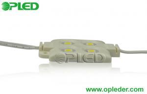 China 12V White 5050 SMD LED Module String Box Square For Signage on sale