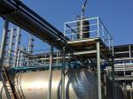 Stainless Steel Catalyst Filter Skeletal Nickel Membrane Filtration Equipment High Back Flushing