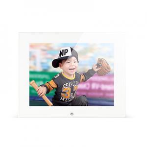 China 8inch HD white digital photo frame,magic photo frame,fantastic photo frame ,high quality w on sale