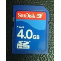 SD Card 4 GB