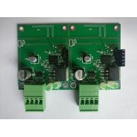 2 Layer Quick Turn PCB Assembly FR4 Green Solder mask with Plug -in terminal
