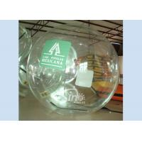2 mts Dia. kids and adults transparent inflatable water walking ball for sale from Sino Inflatables