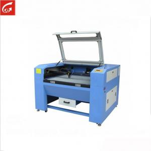 China Selling automatic CNC smart CO2 1300*900mm laser cutting machine with low power for cutting fabric plastic bamboo wood on sale