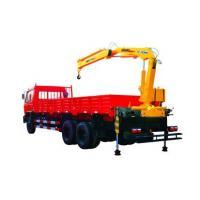 XCMG knuckle boom type truck mounted crane