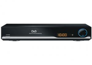China FTA DVB-T MPEG4 Set Top Box with PVR and HDMI output DVB-100 on sale