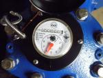 Agriculture Irrigation Water Meter With Pulsed Output Dry Dial With Direct Reading