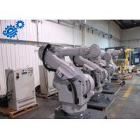 380V 50HZ 3PH Palletizing Robot Arm For Industry Logistic Production Transport