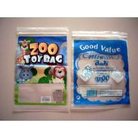 plastic packing ziplock reclosable bag