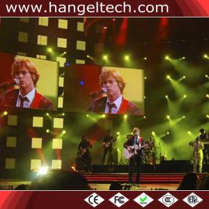 China Indoor P2.5mm CE Certified Full Color HD LED Concert Screens in France on sale