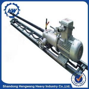 China Top quality electric rock drill with round/twist drill rod for sale on sale