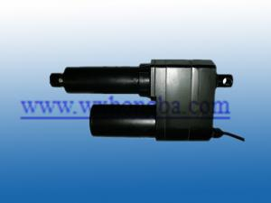 China 12v/24v industrial linear actuator with built-in limit switch dc waterproof/heavy load on sale
