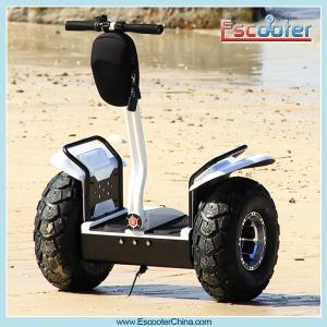 China 2015 off road electric scooter electric chariot, CE approved on sale