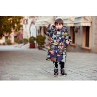 China Bilemi Windproof Trench Frozen Warm Fashion Outdoor Boys Down Jacket Kids Winter Clothes on sale