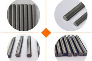 China Burrs Use Cemented Carbide Rods , High Hardness Tungsten Carbide Round Bar on sale