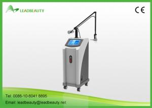 China 10600nm CO2 Fractional Laser Machine For Acne Scar Treatment , Tighten Skin on sale
