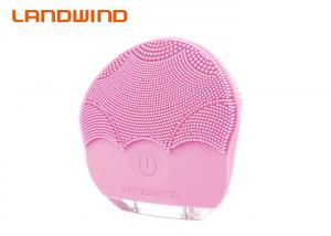 China Portable Sensitive Skin Cleanser Face Wash With Silicone Scrubber on sale