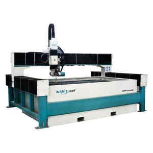 China 420mpa 220v cnc 5 axis 3000*2000 MM cnc water jet marble granite mosaic cutting machine price china with CE on sale
